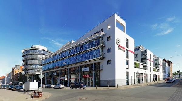 Aerzteturm Calenberger Esplanade Zahnarzt Hannover