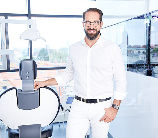 Dr. Wayel Deeb Zahnaerzte Esplanade Hannover